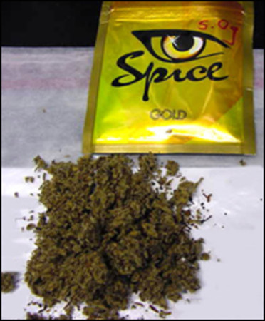 Spice synthetic marijuana